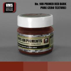 Spot-On Pigment- Primer Red RAL 3009 Dark Pure Pigment