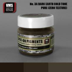 Spot-On Pigment - European Dark Earth Cold Tone Pure Pigment