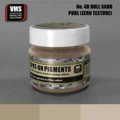 Spot-On Pigment- Dull Sand Pure Pure Pigment