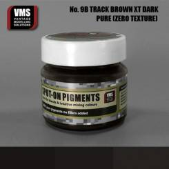 Spot-On Pigment- Track Brown XT Dark Pure Pigment