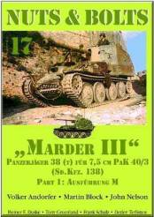 Nuts & Bolts No.17 Marder III SdKfz 138 Part 1 Ausf M