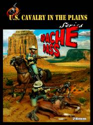 US Cavalry in the Plains set #2 Apache Pass