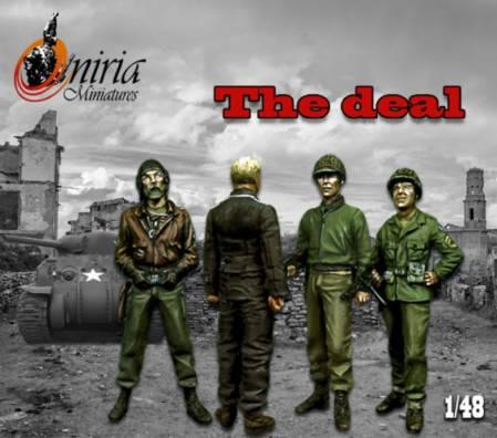 Michigan Toy Soldier Company : Oniria Miniatures - Kellys Hereos