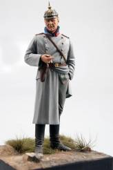 Prussian Officer 11th Dragoons 1914