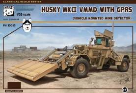 Husky Mk III VMMD (Vehicle Mine Detector) w/GPRS (Ground Penetrating Radar System)