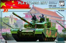 Chinese PLA-ZTZ-99A MBT