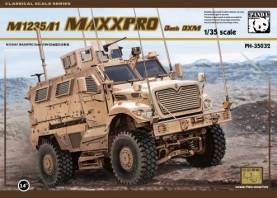 M1235A1 MAXXPRO Dash DXM Suspension System Vehicle