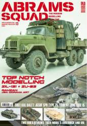 Abrams Squad: The Modern Modelling Magazine no. 13