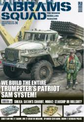 Abrams Squad: The Modern Modelling Magazine no. 14