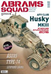 Abrams Squad: The Modern Modelling Magazine no. 16
