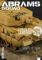 Abrams Squad: The Modern Modelling Magazine no. 21
