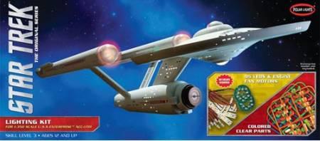 Michigan Toy Soldier Company : Polar Lights - Star Trek The