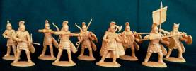 Ancient Persian Satrap Guard Infantry with Spear & Bow � Phrygians