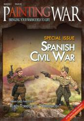 Painting War Volume 5 Spanish Civil War