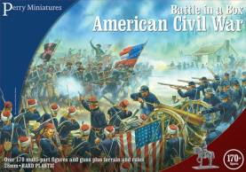 American Civil War Battle in A Box