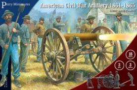 Perry Miniatures American Civil War Artillery 1861-65
