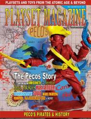 Playset Magazine Issue #81 The Pecos Story
