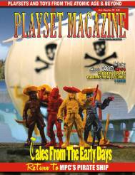 Playset Magazine Issue # 76 Tales From the Early Days