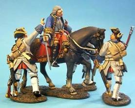 BATTLE ON THE PLAINS OF ABRAHAM 1759 - THE RETREAT OF MONTCALM #QF-01 - 1 AVAILABLE OOP