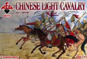 Chinese Light Cavalry 16-17 Century