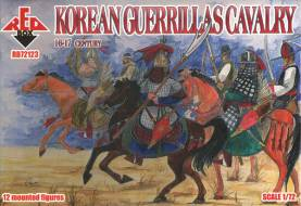 Korean Guerrilla Cavalry