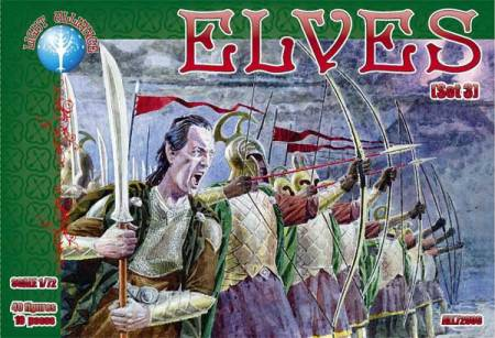 Elves Set 3
