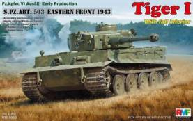 Tiger I (Early) s.Pz.Abt.503 Russia 1943
