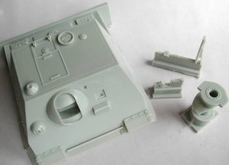 Meng Toons Sturmtiger Conversion Kit