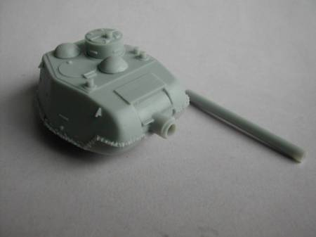 Meng Toons Russian T-34/85 Turret