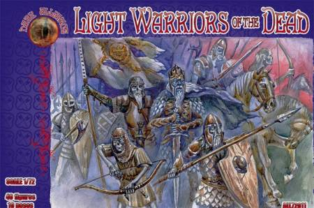 Light Warriors of the Dead Figures