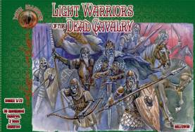 Light Warriors of the Dead Cavalry Figures