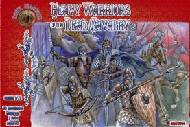 Heavy Warriors of the Dead Cavalry Figures