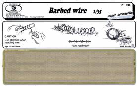 Brass Barbed Wire (Photo-Etch)