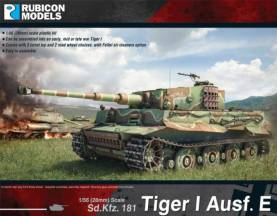 WWII German Tiger I Ausf E