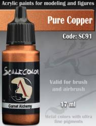 Metal N Alchemy- Pure Copper Paint 17ml