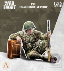 PFC US Armored Infantry