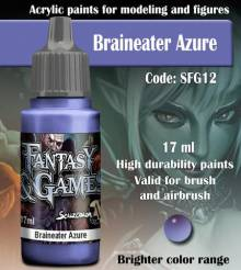 Fantasy and Games- Braineater Azure Paint 17ml