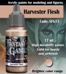 Fantasy and Games- Harvester Flesh Paint 17ml