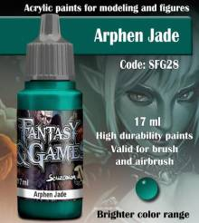 Fantasy and Games- Arphen Jade Paint 17ml