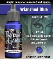 Fantasy and Games- Arianrhod Blue Paint 17ml