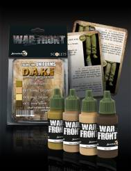 Scale Color Warfront Paint Sets: DAK Set 1
