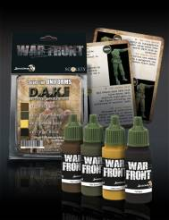 Scale Color Warfront Paint Sets: DAK Set 2