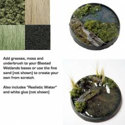 Secret Weapon Instant Scenery Kits: Wetlands