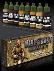 Scale Color Warfront Paint Sets: Waffen SS Camo Set 2