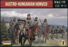 Austro-Hungarian Honved Cavalry