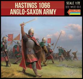 Strelets Big Box- Hastings 1066: Anglo-Saxon Army