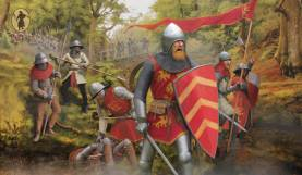 English Foot Soldiers 13th-14th Century