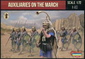 Roman Auxiliaries on the March