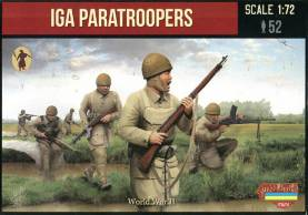WWII Imperial Japanese Army Paratroopers