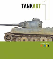Rinaldi Studio Tank Art Vol.1: WWII German Armor - Revised 3rd Edition